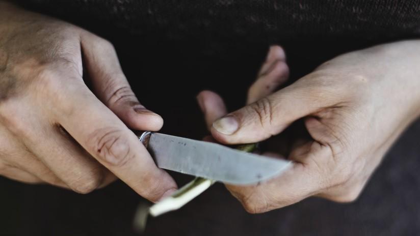 """Un español apuñaló 26 veces a su novia de 14 años alegando que """"solo quería darle un susto"""""""