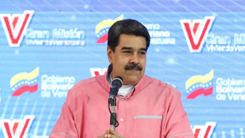 """Maduro afirma que el diálogo en Noruega avanza de """"forma positiva por los caminos de la paz"""""""