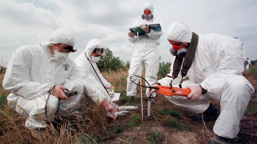 Periodista de EE.UU. muestra la serie 'Chernobyl 'a su padrastro y descubre que ayudó a 'liquidar' la tragedia