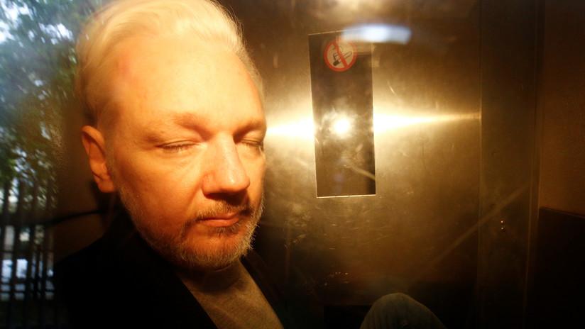 """Relator especial de la ONU: Julian Assange sufre """"torturas psicológicas"""" y no debe ser extraditado a EE.UU."""