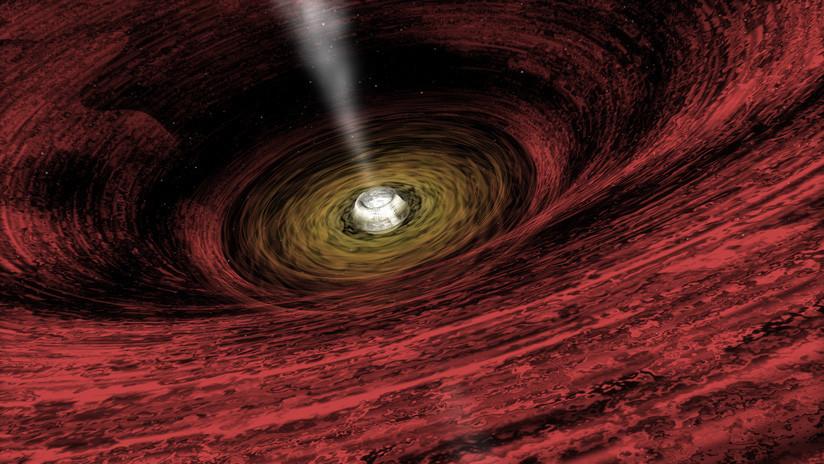 Científicos validan la predicción de Hawking sobre los agujeros negros simulando uno en laboratorio