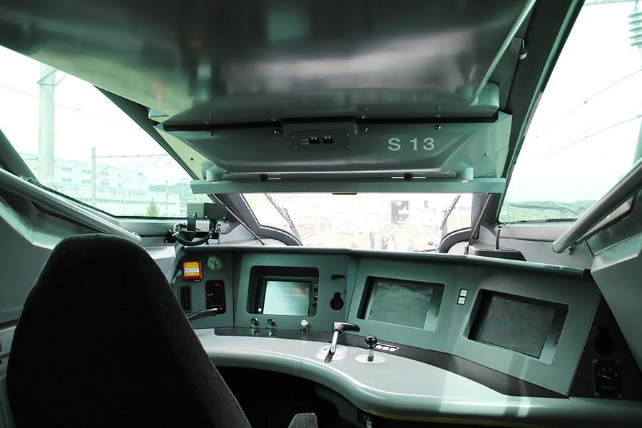 Presenta Japón tren bala más veloz en existencia