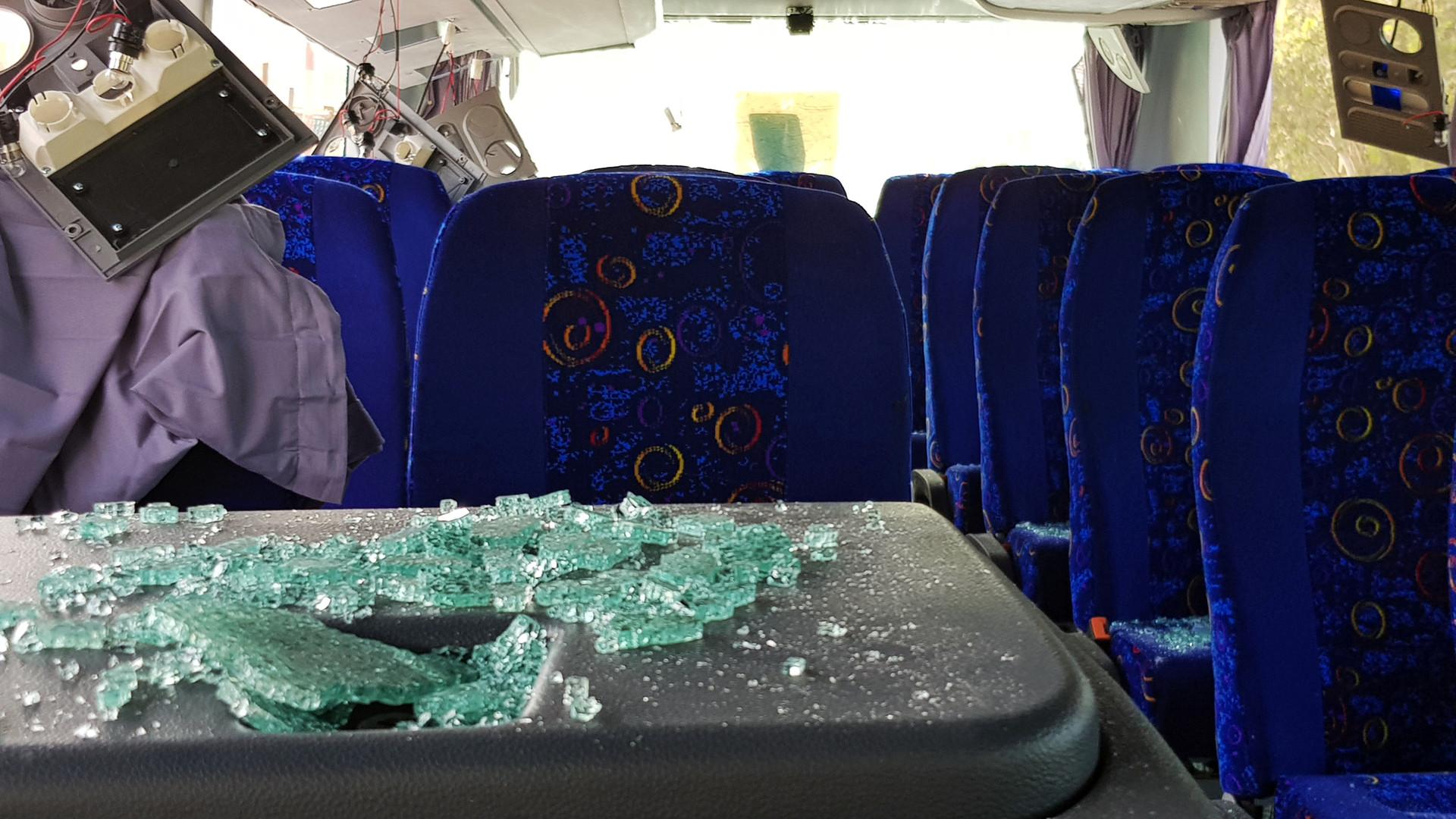 Varios heridos en una explosión en un autobús de turistas en Egipto