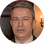 Hulusi Akar, ministro turco de Defensa