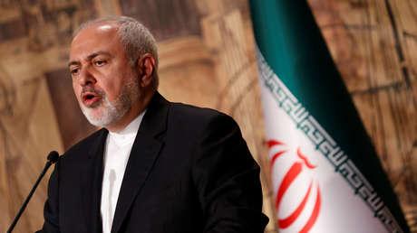 El ministro de Relaciones Exteriores, Mohammad Javad Zarif
