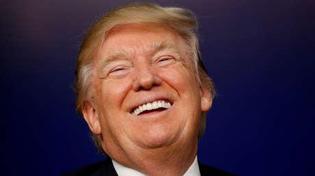 Donald Trump, el 4 de abril de 2017.