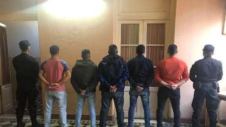 Policías detenidos por el caso San Miguel del Monte
