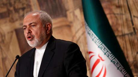 El ministro de Asuntos Exteriores de Irán, Mohammad Javad Zarif