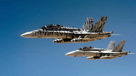 """""""Estas cosas solían estar allí todo el día"""": pilotos de EE.UU. hablan sobre avistamientos de ovnis (VIDEO)"""