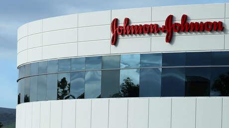 Un edificio de Johnson & Johnson en California (EE. UU.)