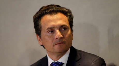 Emilio Lozoya, exdirector de Petróleos Mexicanos (Pemex).