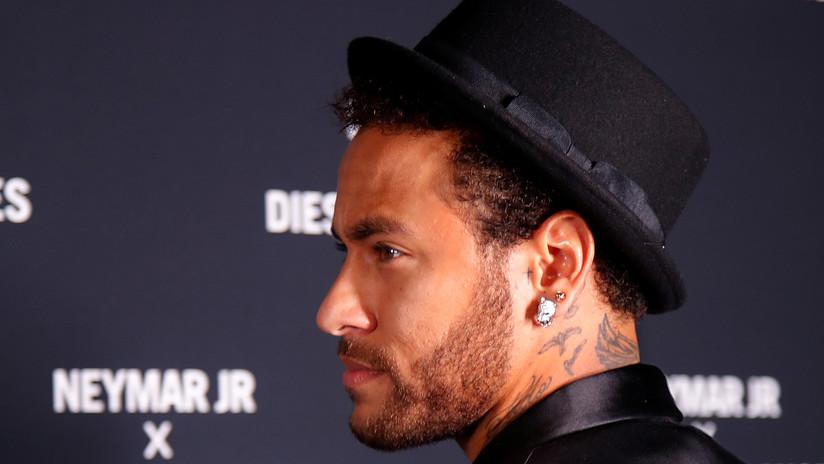 Una mujer denuncia a Neymar por una violación en París