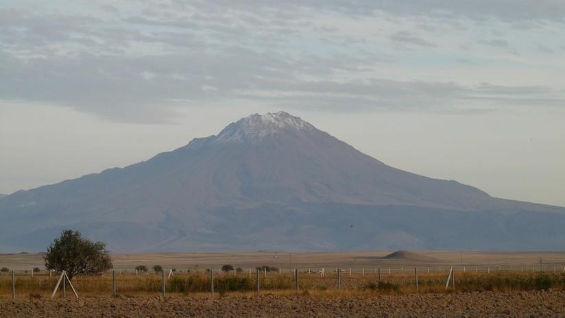 Descubren quiénes fueron los misteriosos testigos de una antigua erupción volcánica en Turquía