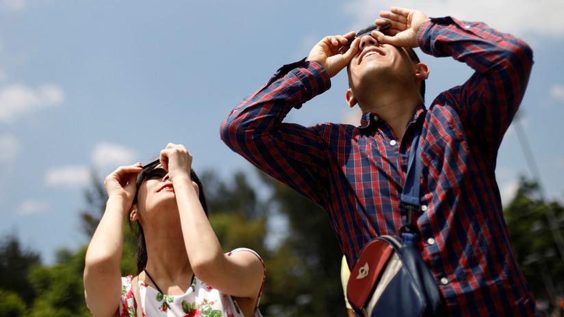 Preparan puntos estratégicos para observar el eclipse total de sol