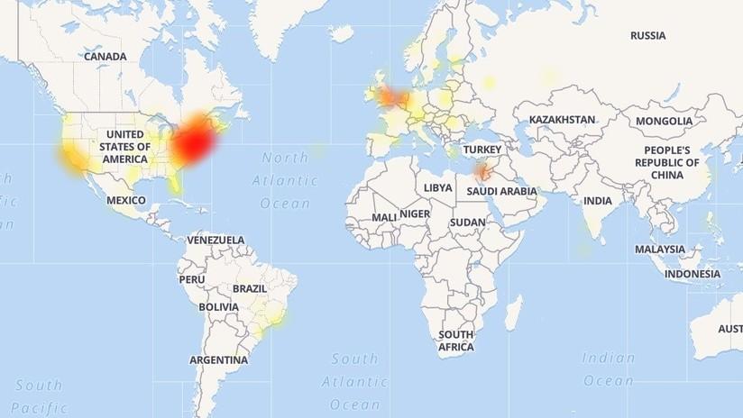 YouTube y otros servicios de Google sufren una caída a nivel mundial 5cf4231008f3d91d388b4568
