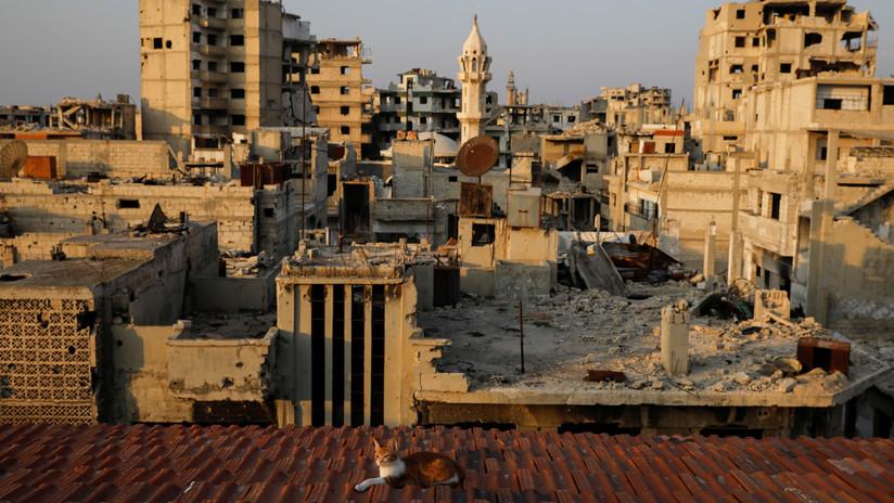 Reportan un ataque de misiles contra un aeródromo militar de Siria