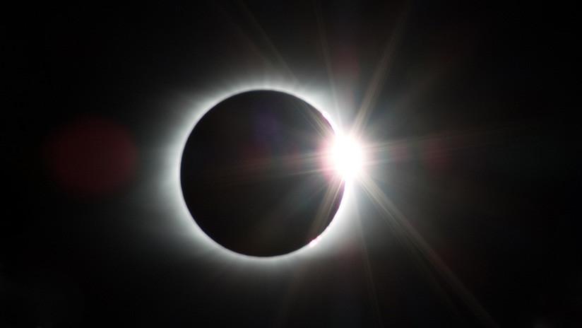 VIDEO: Presentan la primera filmación de un eclipse solar, realizada hace 119 años