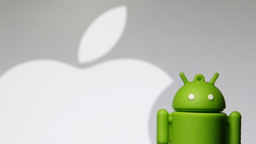 ¿Por qué el iOS de Apple y el Android de Google se parecen cada vez más?