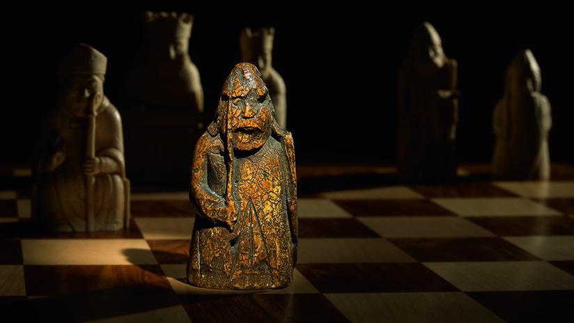 Una pieza de ajedrez comprada por seis dólares podría subastarse por más de un millón