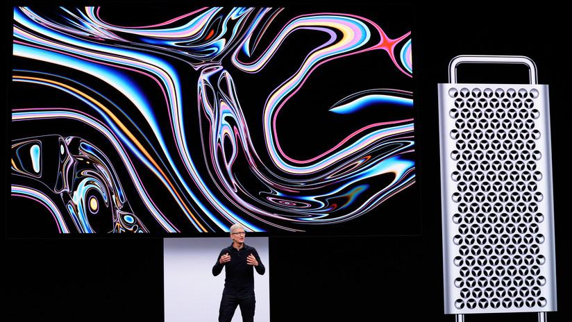 ¿Un rallador de queso o un radiador? Los memes sobre el diseño de la nueva Mac Pro de Apple inundan la Red