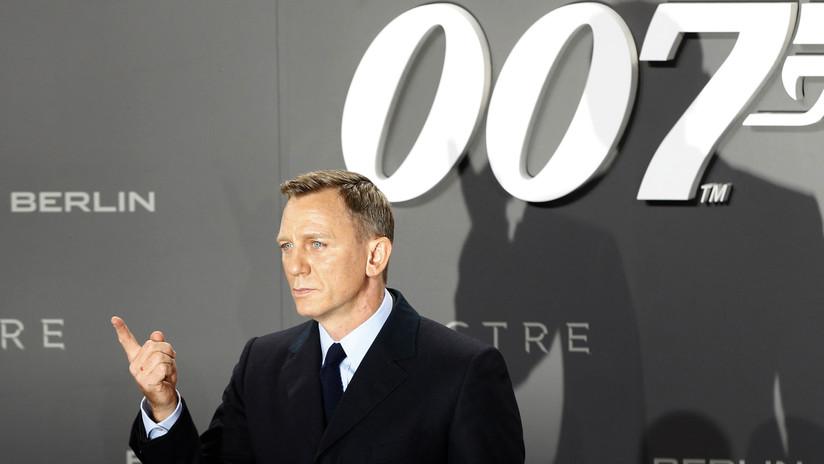 En el rodaje de Bond 25: una fallida explosión controlada causa un herido y daños materiales al estudio