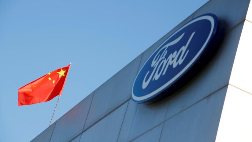 China multa a Ford con 23,6 millones de dólares por violar leyes antimonopolio