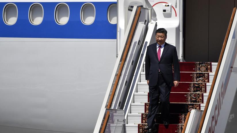 """""""Un nuevo punto de partida"""": el presidente chino llega a Rusia y esto es lo que discutirá con Putin (VIDEO)"""