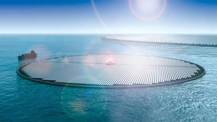 Millones de islas flotantes que transforman CO2 en combustible: la nueva idea para revertir el cambio climático