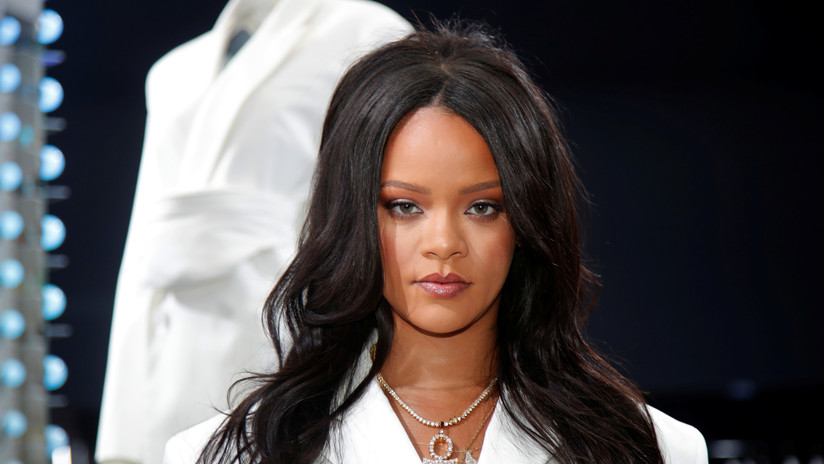 Rihanna, the artist with the richest of the planet, according to Forbes