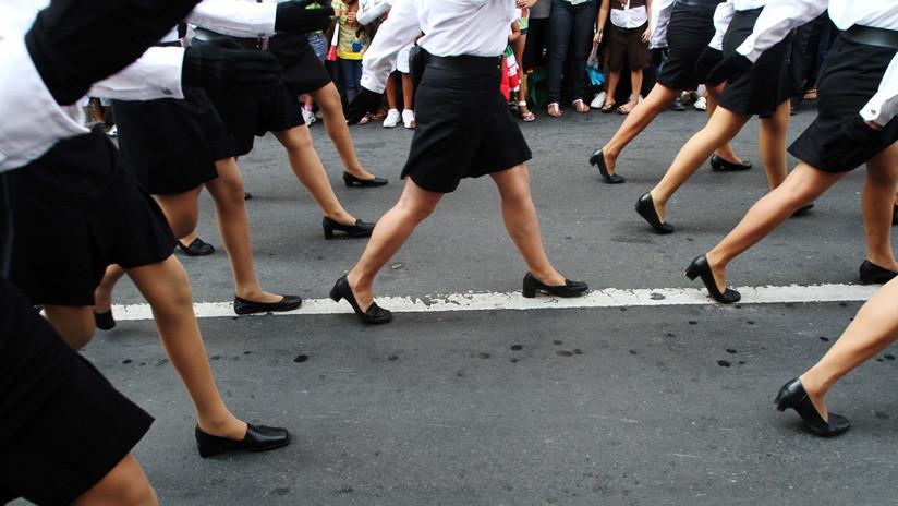 Mujeres cadetes denuncian humillaciones y abusos sexuales por parte de sus instructores en México