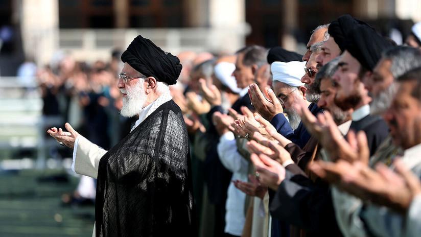 """Irán califica """"el acuerdo del siglo"""" de EE.UU. para Oriente Medio como """"una traición al mundo musulmán"""""""