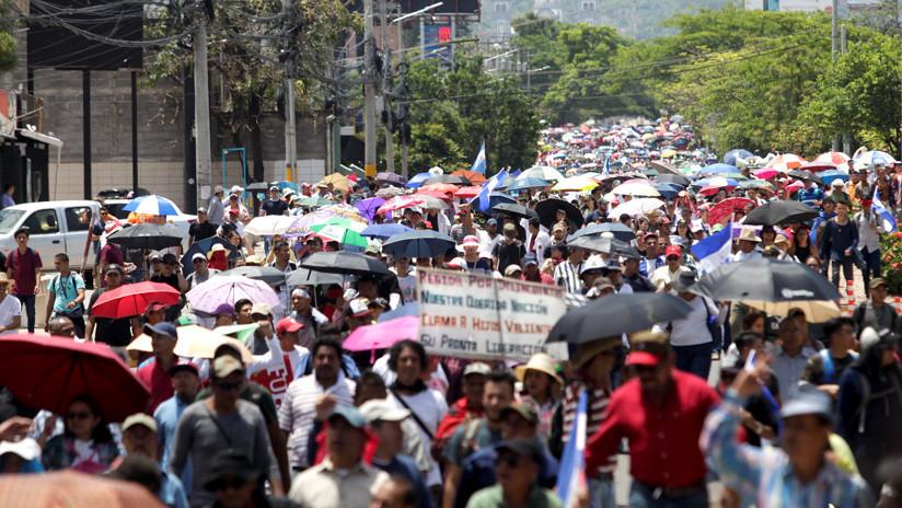 La profunda crisis social y política de Honduras que está condenada al silencio de los medios