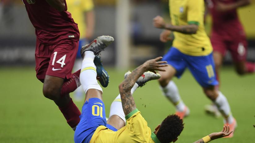 """Neymar se queda fuera de la Copa América por """"una ligera rotura de tobillo"""""""