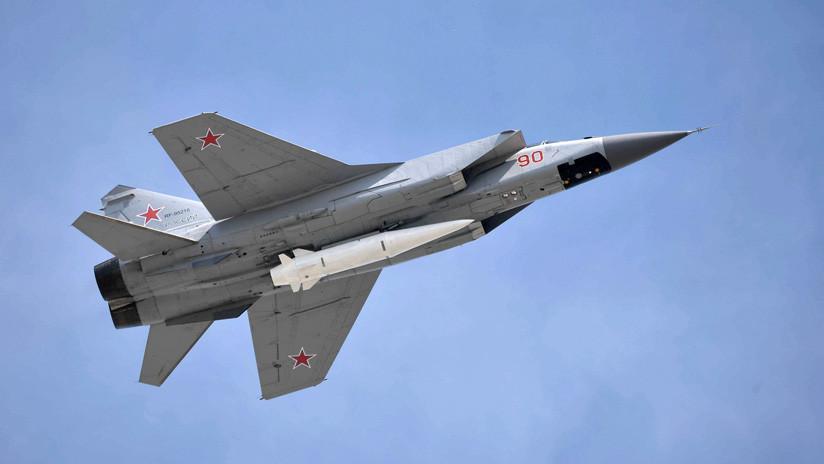 Putin: Las armas hipersónicas rusas garantizarán la seguridad nacional por un largo plazo incluso en ausencia de tratados sobre el control de armas