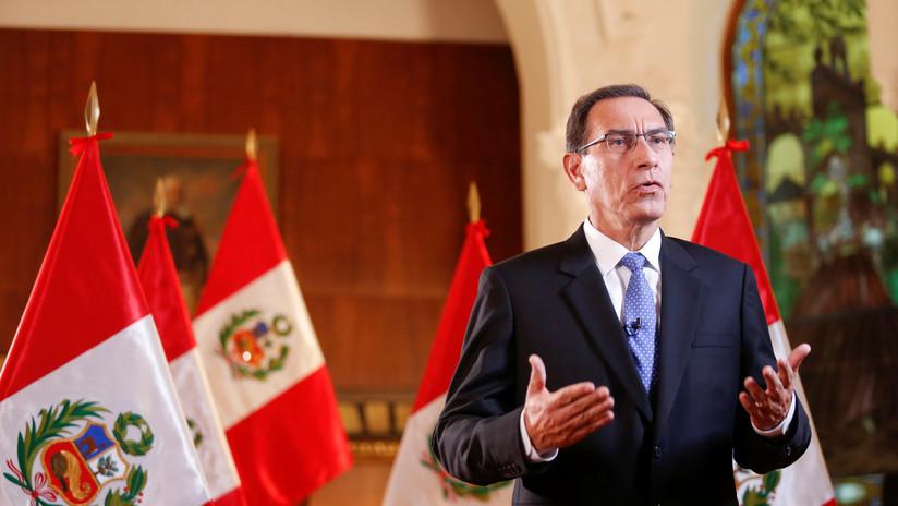 Martín Vizcarra anuncia que Perú exigirá visados a los venezolanos a partir del 15 de junio