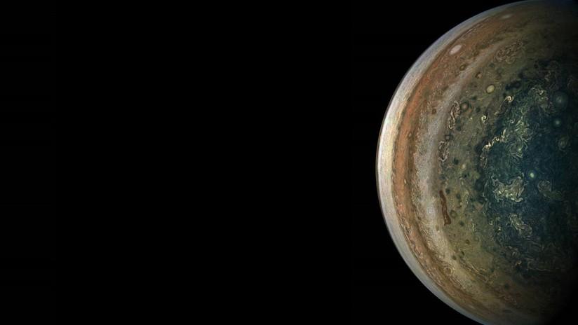 Qué le ocurre a Júpiter durante el mes de junio