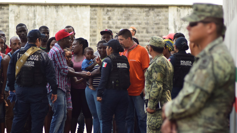 México se compromete con EE.UU. a desplegar 6.000 efectivos de la Guardia Nacional en la frontera con Guatemala
