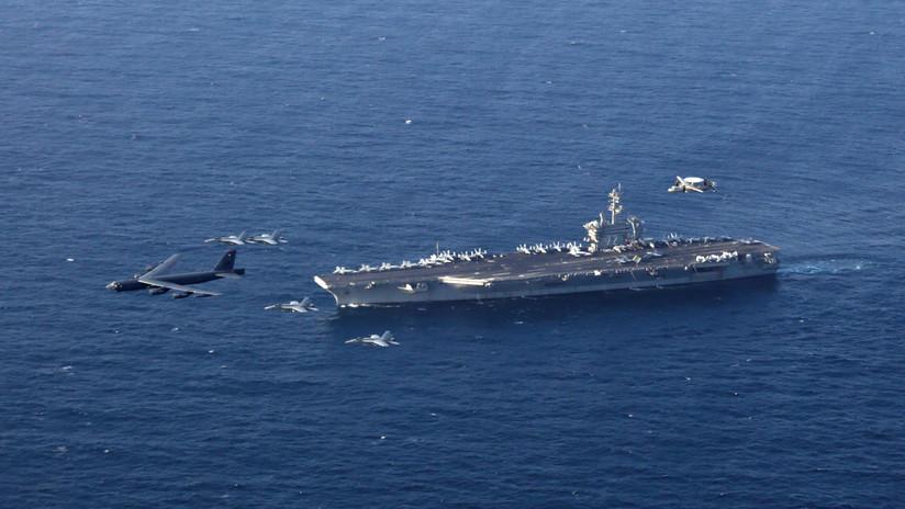Misiles a bordo de dos barcos civiles iraníes habrían provocado el despliegue de EE.UU. en el golfo Pérsico