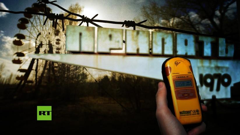 VIDEO: Excursión a Prípiat, la ciudad fantasma más cercana a la catástrofe de Chernóbil