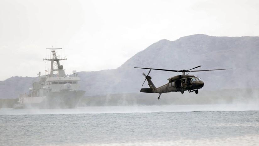 Envía marinos a cuatro países de Centroamérica
