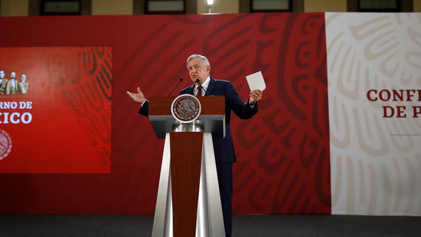 """""""¿Cuánto ha llegado? Nada"""": López Obrador señala incumplimiento de EE.UU. en entrega de fondos para el desarrollo en Centroamérica y México"""