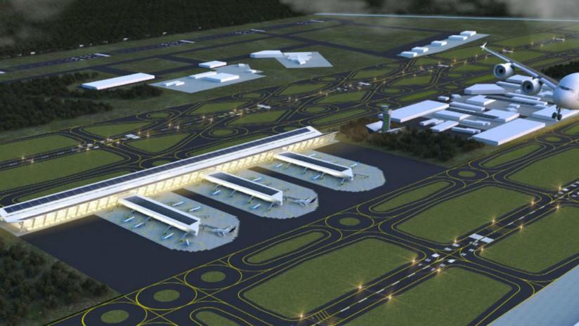 Un juez en México frena construcción del nuevo Aeropuerto de Santa Lucía