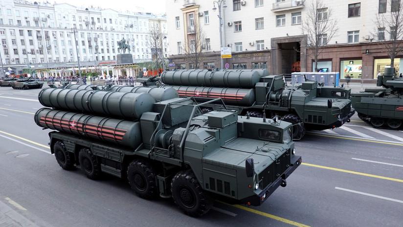 Rusia comenzará la entrega de los S-400 a Turquía en dos meses y ya entrenó a militares turcos