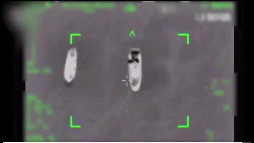 VIDEO: El Ejército israelí muestra una intensa persecución de dos lanchas rápidas de Hamás y su detención