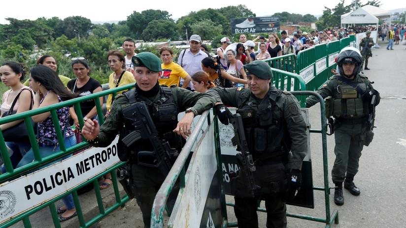 Reabren los principales pasos fronterizos entre Colombia y Venezuela tras el anuncio de Maduro
