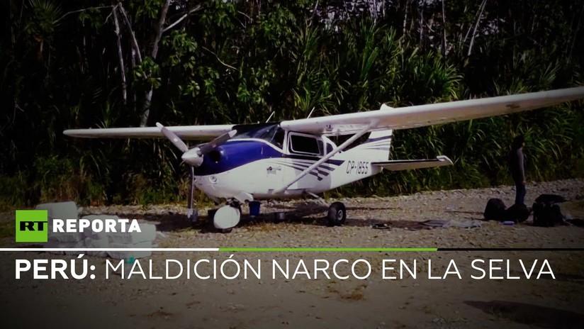 Perú: Maldición narco en la selva