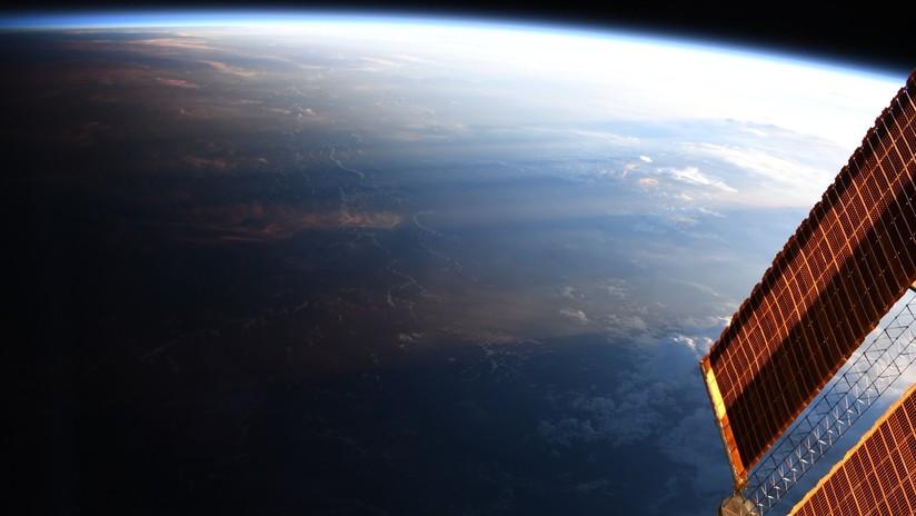 FOTO: Impresionante vista de Venus al amanecer desde la Estación Espacial Internacional