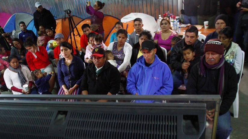 México ofrecerá ayuda humanitaria y oportunidades de empleo, educación y salud a los migrantes a partir de la próxima semana