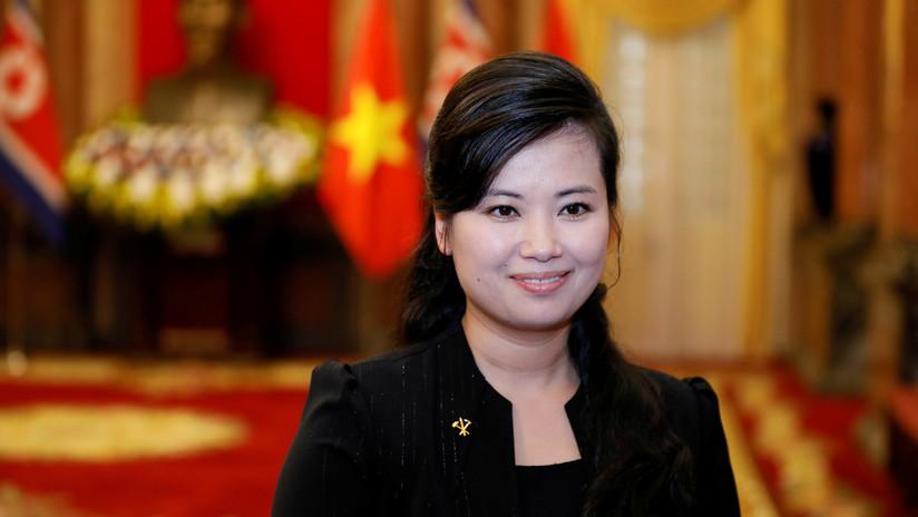 Sigue viva y escalando en la política la supuesta exnovia de Kim Jong-un que se creyó ejecutada