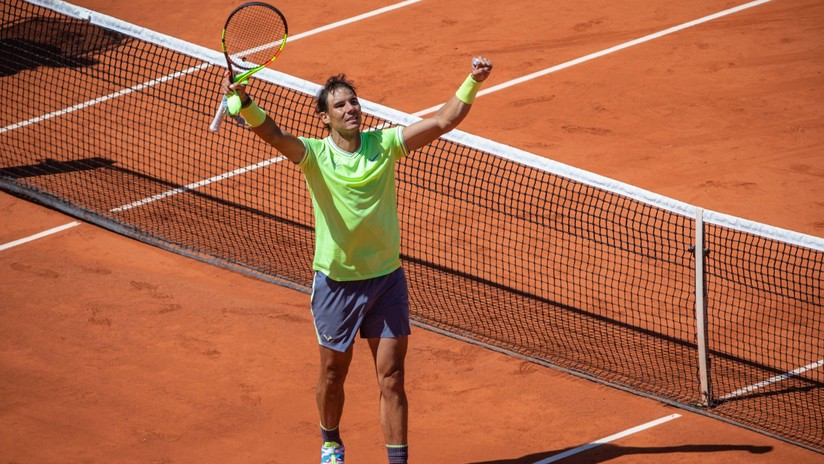 Rafa Nadal gana su 12.º Roland Garros tras derrotar a Dominic Thiem en cuatro sets